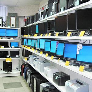 Компьютерные магазины Родино