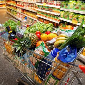 Магазины продуктов Родино