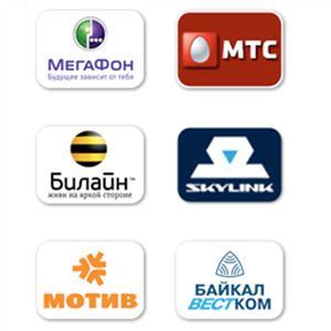 Операторы сотовой связи Родино