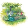 Феникс - иконка «сад» в Родино